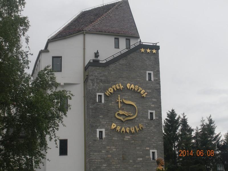 Hotel Castel Dracula și turismul românesc